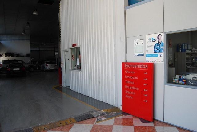 taller de coches murcia santomera