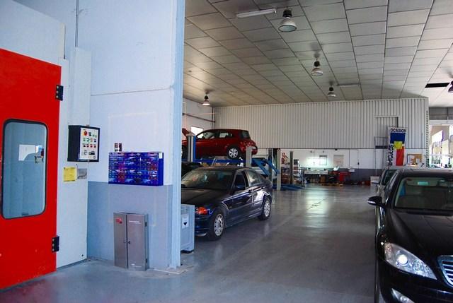 taller coches profesional murcia alicante
