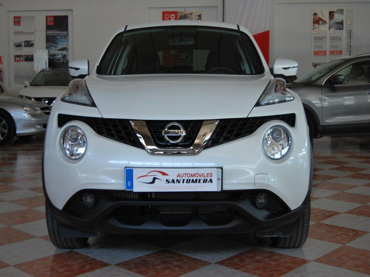 Nissan JUKE 1.5 DCI 110CV ACENTA   NAVEGADOR