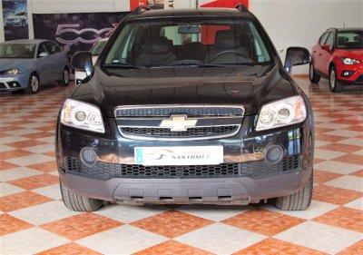 Chevrolet CAPTIVA Diesel de segunda mano en Murcia