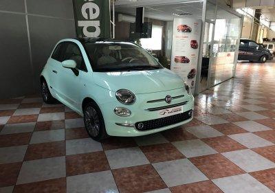 Fiat 500 Gasolina de segunda mano en Murcia