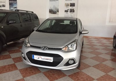 Hyundai I10  de segunda mano en Murcia