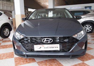 Hyundai I20  Gasolina de segunda mano en Murcia