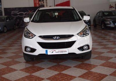 Hyundai IX35 Diesel de segunda mano en Murcia