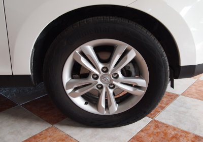 Hyundai IX35 1.7 CRDI TECNO SKY