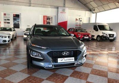 Hyundai KONA Gasolina de segunda mano en Murcia