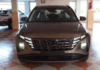 Hyundai Nuevo TUCSON 1.6 TGDI Hibrido de segunda mano en Murcia