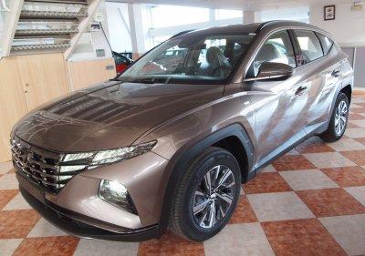 Hyundai Nuevo TUCSON 1.6 TGDI Hibrido