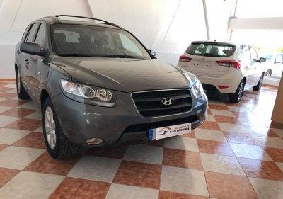 Hyundai SANTA FE 2.2 CRDI 155CV 7 PLAZAS AUTOMATICO de segunda mano en Murcia