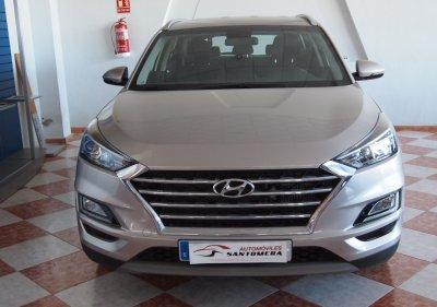 Hyundai TUCSON Diesel de segunda mano en Murcia