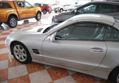 Mercedes-Benz SL500