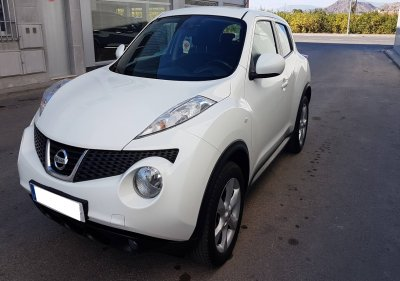 Nissan JUKE 1.5 DCI 110CV ACENTA Diesel de segunda mano en Murcia