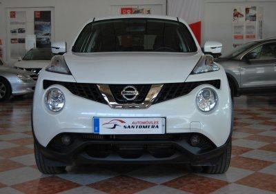 Nissan JUKE 1.5 DCI 110CV ACENTA   NAVEGADOR  de segunda mano en Murcia