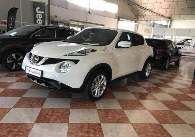 Nissan JUKE 1.5 DCI 110CV NTEC de segunda mano en Murcia