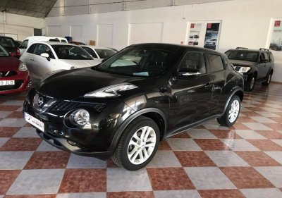 Nissan JUKE 1.5 DCI ACENTA 110CV de segunda mano en Murcia