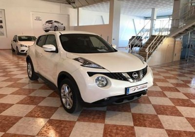 Nissan JUKE 1.5 DCI N-CONNECT de segunda mano en Murcia