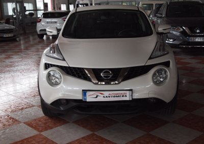 Nissan JUKE Gasolina de segunda mano en Murcia