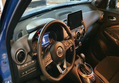 Nissan JUKE Diesel de segunda mano en Murcia