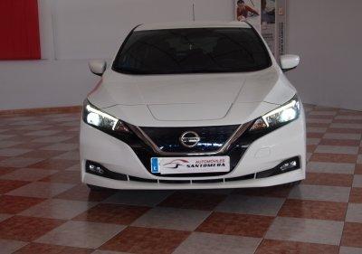 Nissan Leaf Eléctrico de segunda mano en Murcia