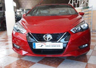 Nissan MICRA Gasolina de segunda mano en Murcia
