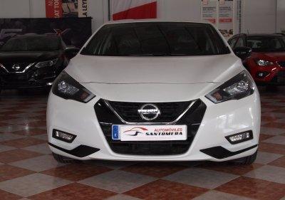 Nissan MICRA 1.0 IG-T N-DESIGN CVT  de segunda mano en Murcia