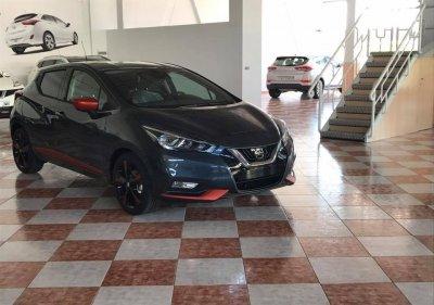 Nissan Micra 1.2 TEKNA de segunda mano en Murcia