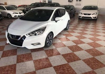 Nissan Micra 1.2 DIG 90CV ACENTA KM-O de segunda mano en Murcia