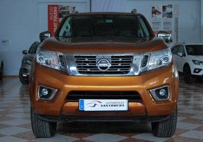Nissan NAVARA 2.3 DCI 190CV TEKNA DOBLE CABINA  de segunda mano en Murcia