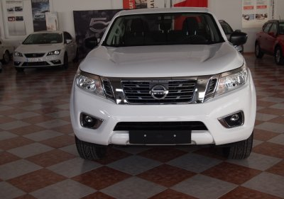 Nissan Navara  de segunda mano en Murcia