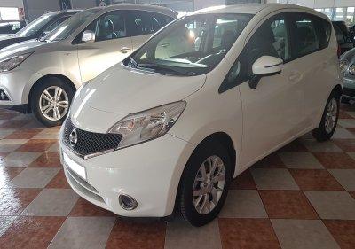 Nissan NOTE 1.5 dci 90cv ACENTA  de segunda mano en Murcia