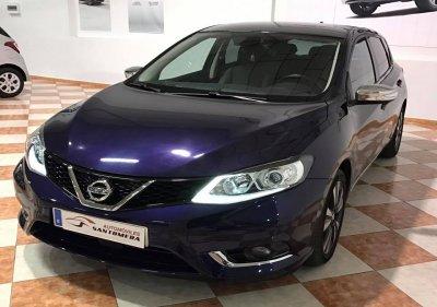 Nissan PULSAR 1.5 DCI 110 ACENTA de segunda mano en Murcia
