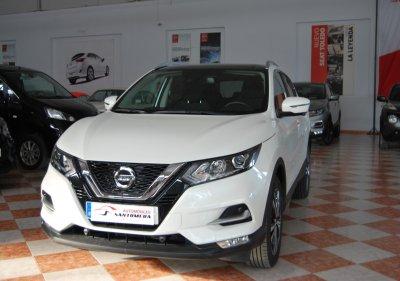 Nissan QASHQAI  1.2 dig 115CV N-CONECTA  de segunda mano en Murcia