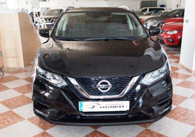 Nissan QASHQAI 1.3 dig 140CV ACENTA + BARRAS + NISSAN CONECT de segunda mano en Murcia