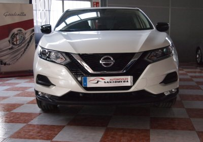 Nissan QASHQAI 1.3 dig 140CV ACENTA + NISSAN CONECT de segunda mano en Murcia