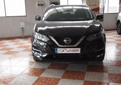 Nissan QASHQAI Gasolina de segunda mano en Murcia