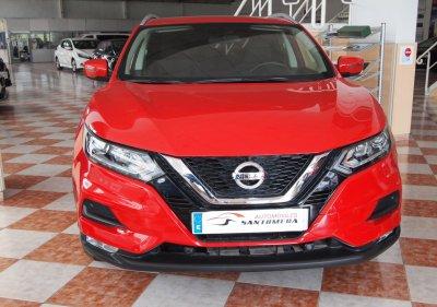 Nissan QASHQAI 1.3 dig 140CV N-STYLE  de segunda mano en Murcia