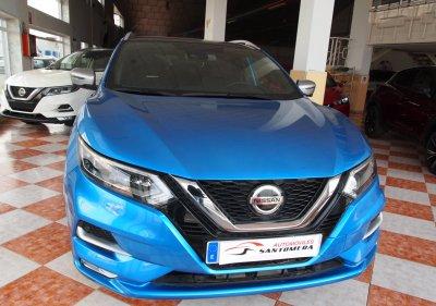 Nissan QASHQAI 1.3 dig 140CV Q-LINE + TECHO de segunda mano en Murcia