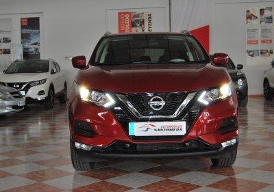 Nissan QASHQAI 1.3 Dig-t 140CV ACENTA BARRAS LLANTAS NISSAN CONNECT  de segunda mano en Murcia