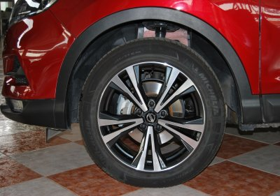 Nissan QASHQAI 1.3 Dig-t 140CV ACENTA BARRAS LLANTAS NISSAN CONNECT