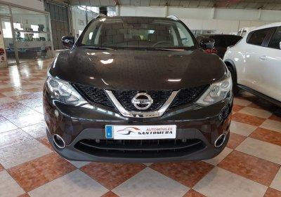Nissan QASHQAI 1.5 DCI 110CV N CONNECT + PACK TECHO SOLAR de segunda mano en Murcia