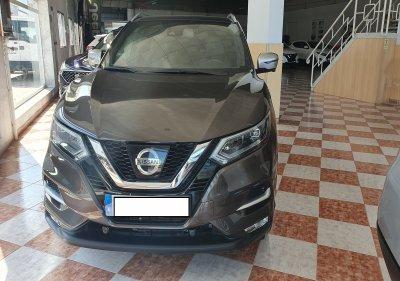 Nissan QASHQAI 1.6 DCI 130 CV XTRONIC TEKNA PLUS  de segunda mano en Murcia