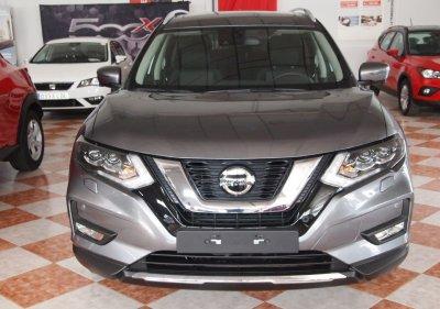 Nissan X-TRAIL 1.3 dig 130CV N-CONECTA PACK CONFORT de segunda mano en Murcia