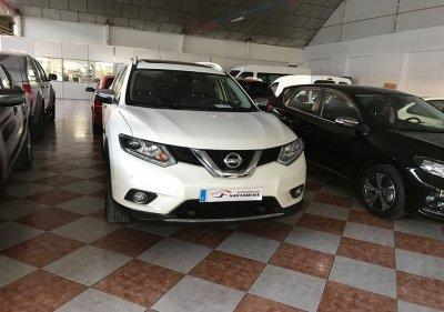 Nissan X-TRAIL XTRONIC TEKNA de segunda mano en Murcia